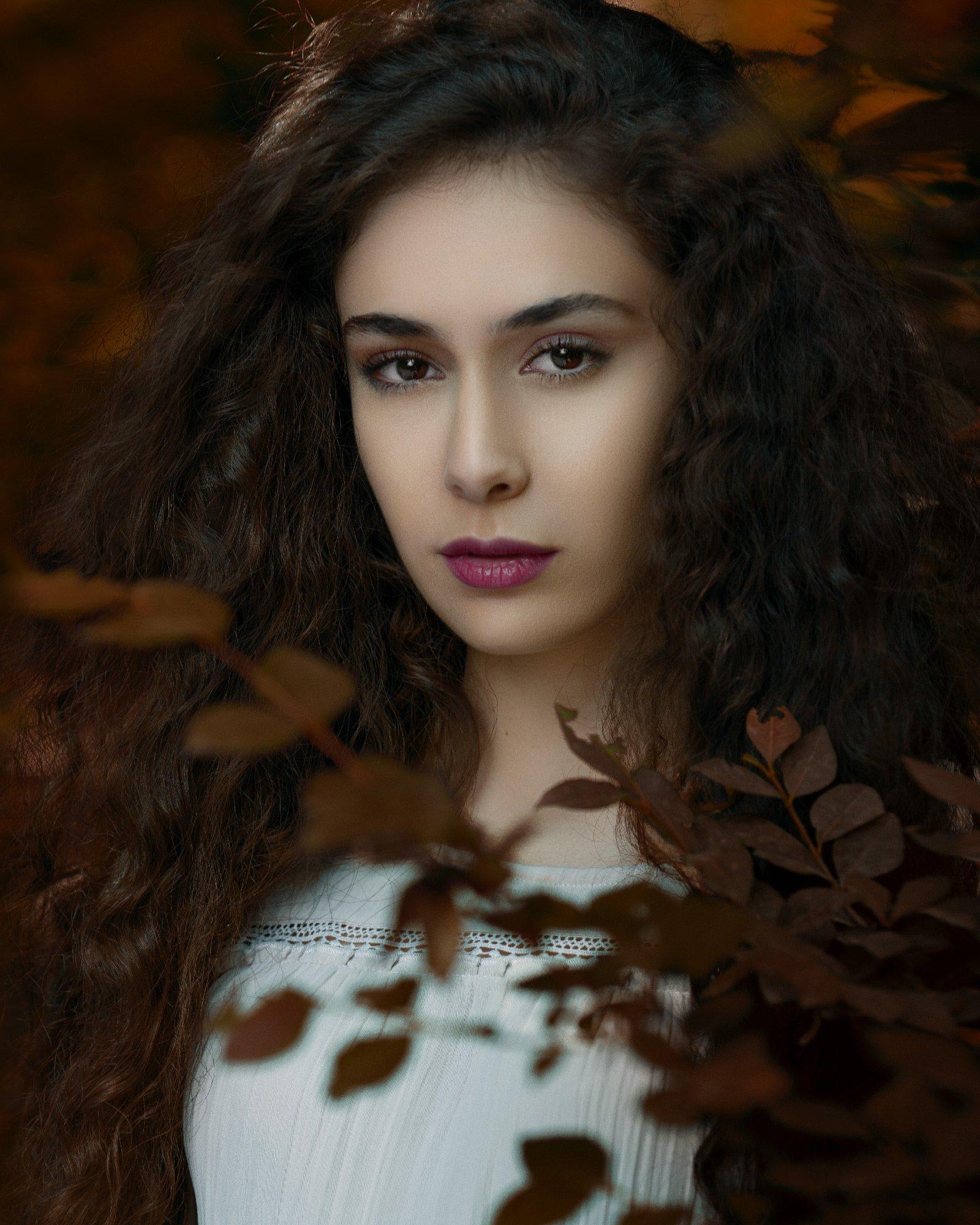 portrait,Art,color,girl,beauty, Amirhossein kazemi