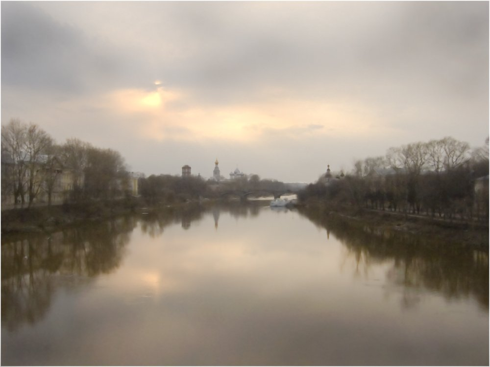 река, Vlad St