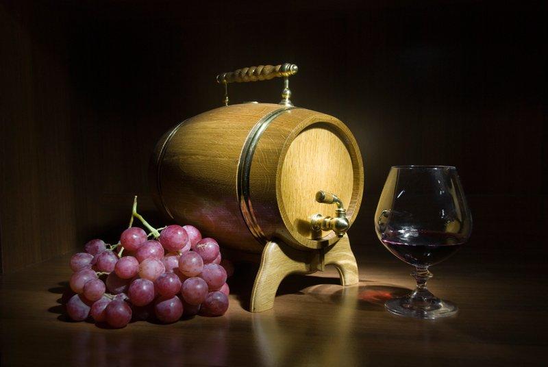 виноград, вино, бочонок, рюмка, гроздь, bucanero