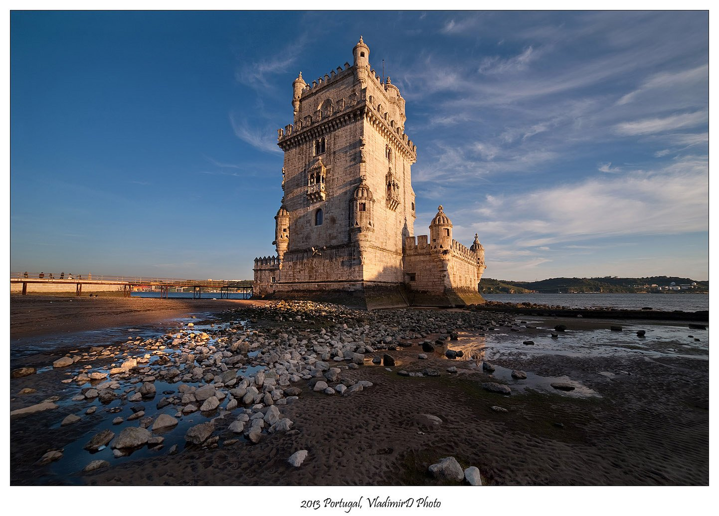 Башня, Белем, Лиссабон, Португалия, VladimirD