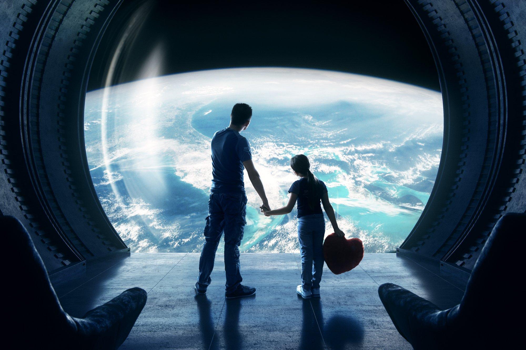 space,ship,earth,planet,world,men,children,parishkov,космос,человек,ребенок,земля,планета, Парышков Сергей