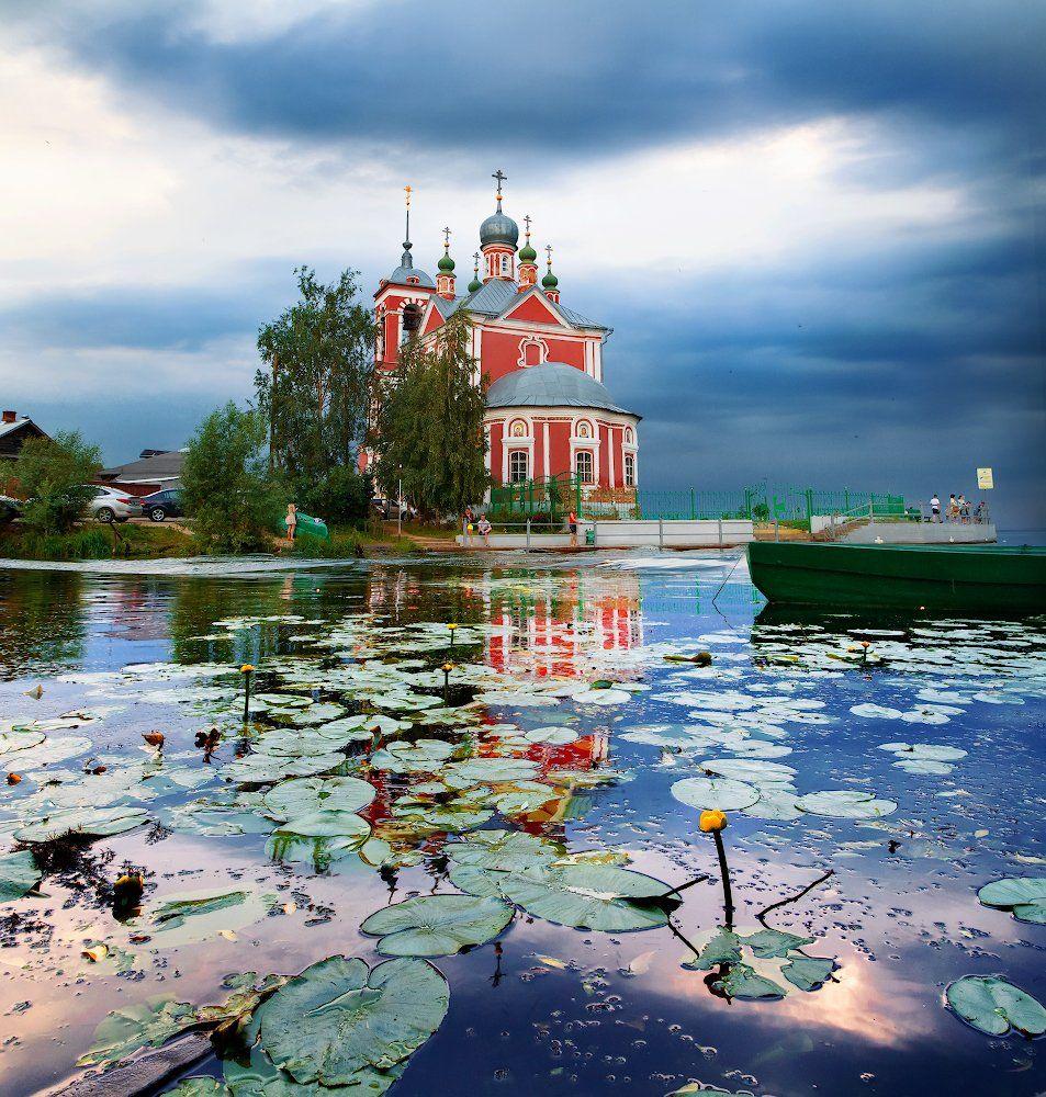 Переславль-Залесский, Плещеево озеро, Сорока мучеников севастийских, Церковь, Игорь Шиленок