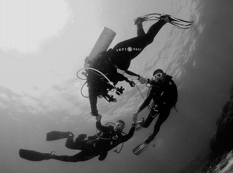 танец, underwater, Виктор Чистов
