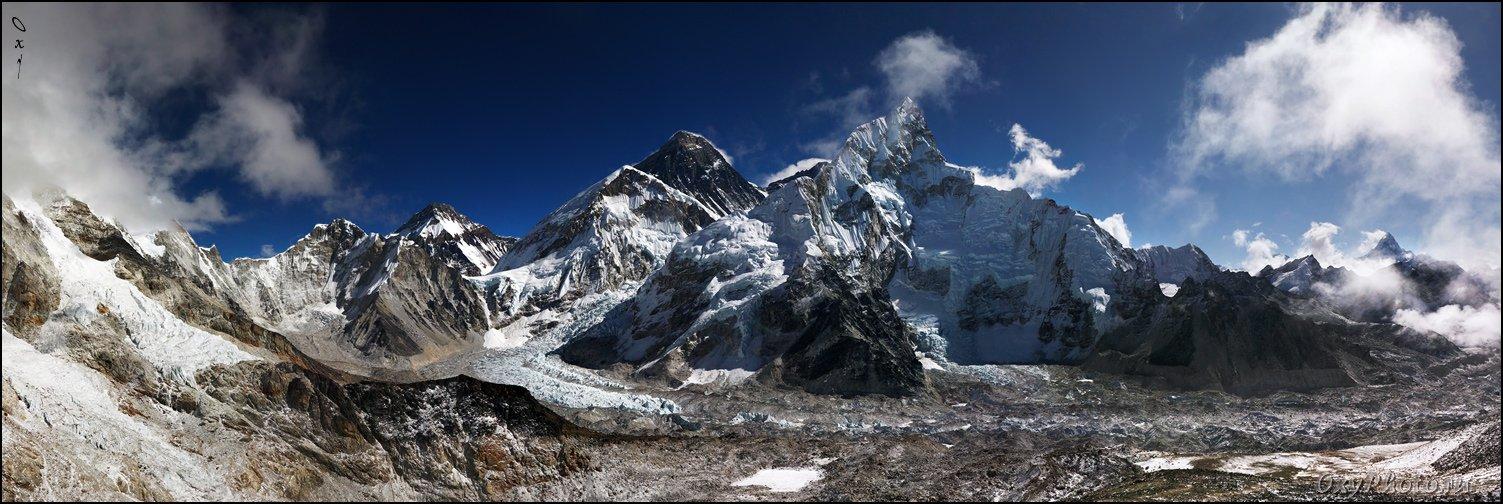 непал, гималаи, трек к бл эвереста, nepal, himalaya, trek to bc everest, эверест, кхумбу, everest, sagarmatha, chomolongma, khumbu glacier, нупцзе, nuptse, pumo ri, lingtren, changtse, lhotse, ama dablam, Оксана Борц