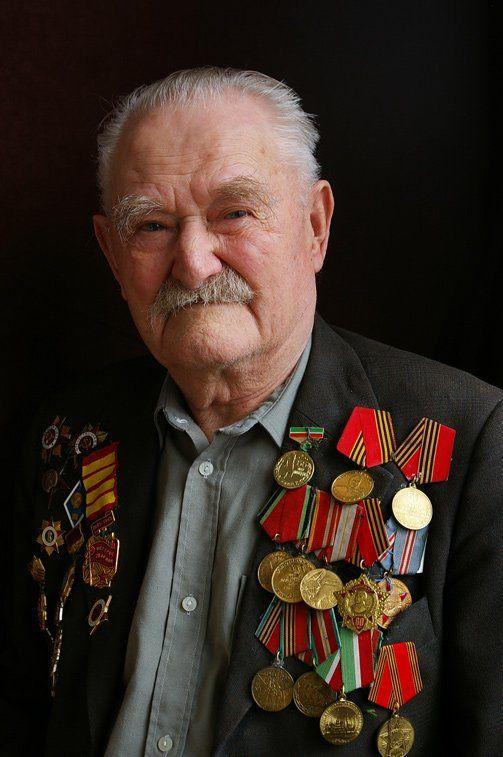ветеран, , солдат, боец, , портрет, , вов, , победа, Melentev