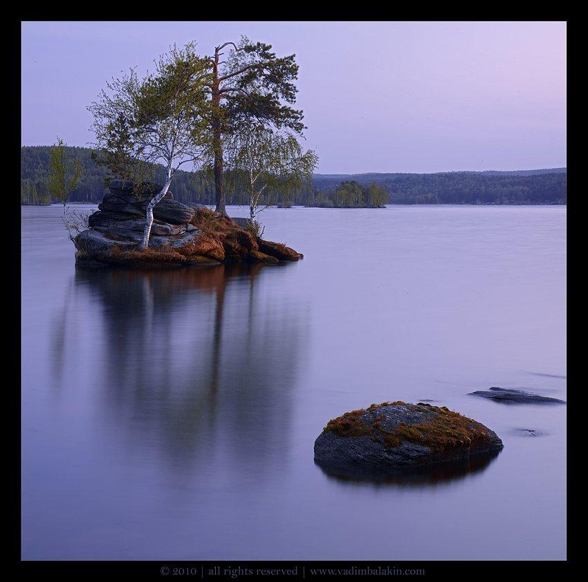 озеро таватуй, средний урал, россия, Vadim Balakin