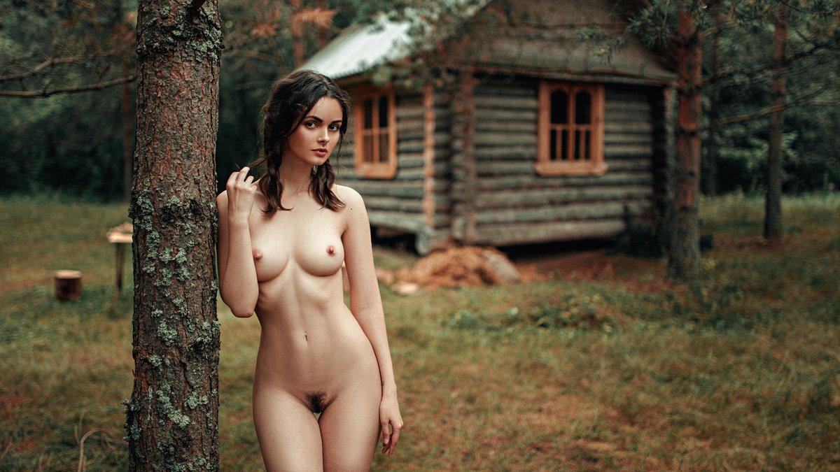 Art, Art nude, Nude, Portrait, Арт, Арт-ню, Ню, Портрет, Георгий Чернядьев