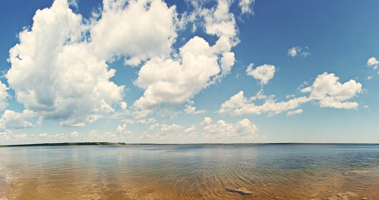 тилигульский, лиман, небо, облака, Сергей