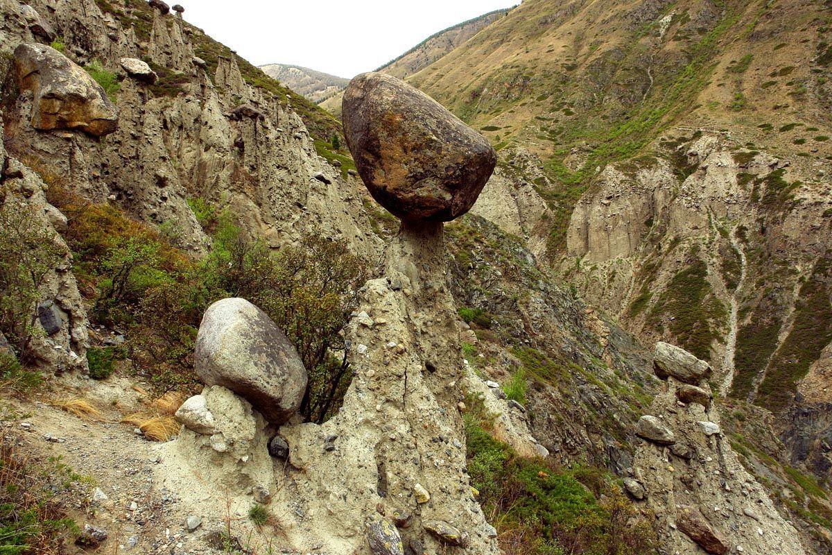 горный, алтай, горы, камни, Наталья Якушко