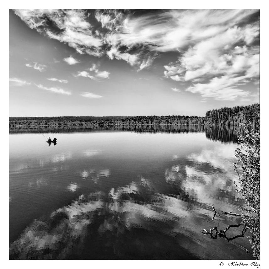 black and white, ч/б, жанр, черное и белое, Oleg Klochkov