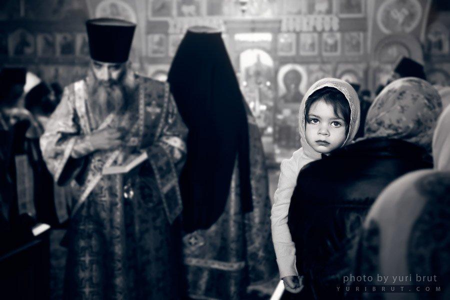 портрет, дети, церковь, репортаж, Юрий Брут