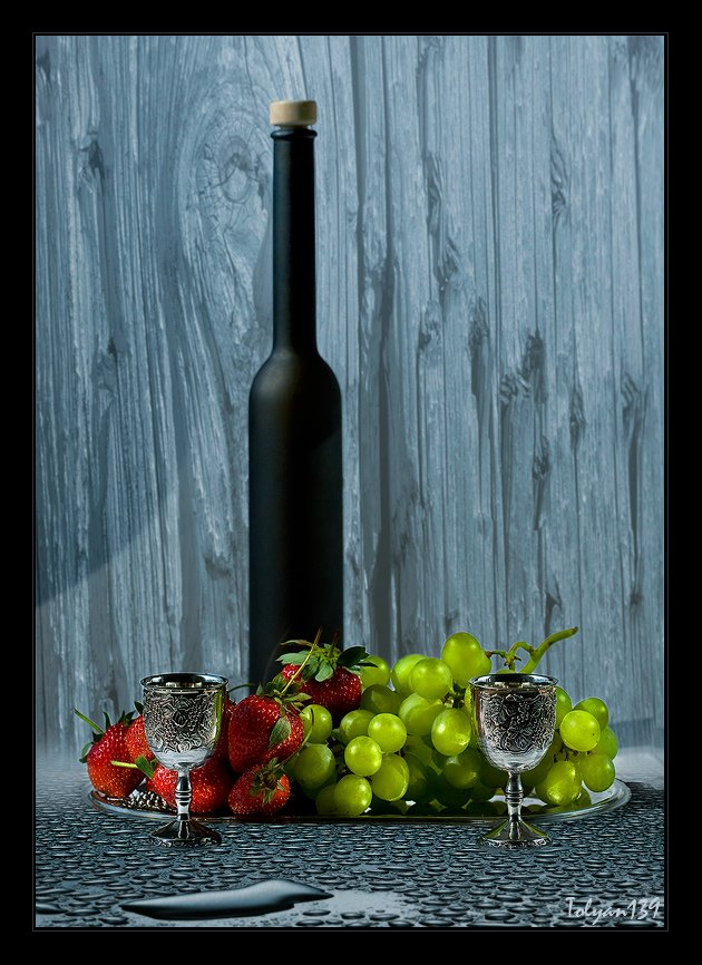 вино, двое, десерт, tolyan139