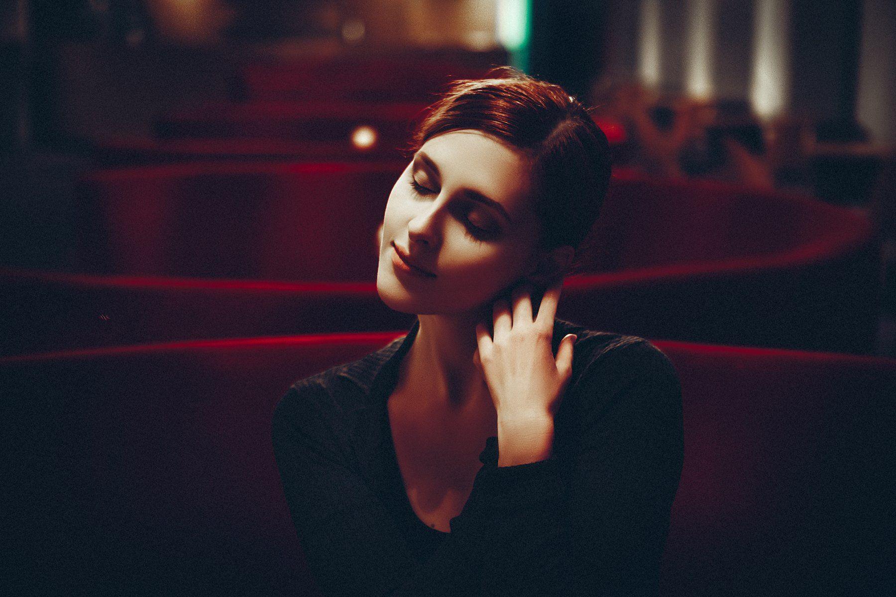 woman, portrait, mood, Руслан Болгов (Axe)