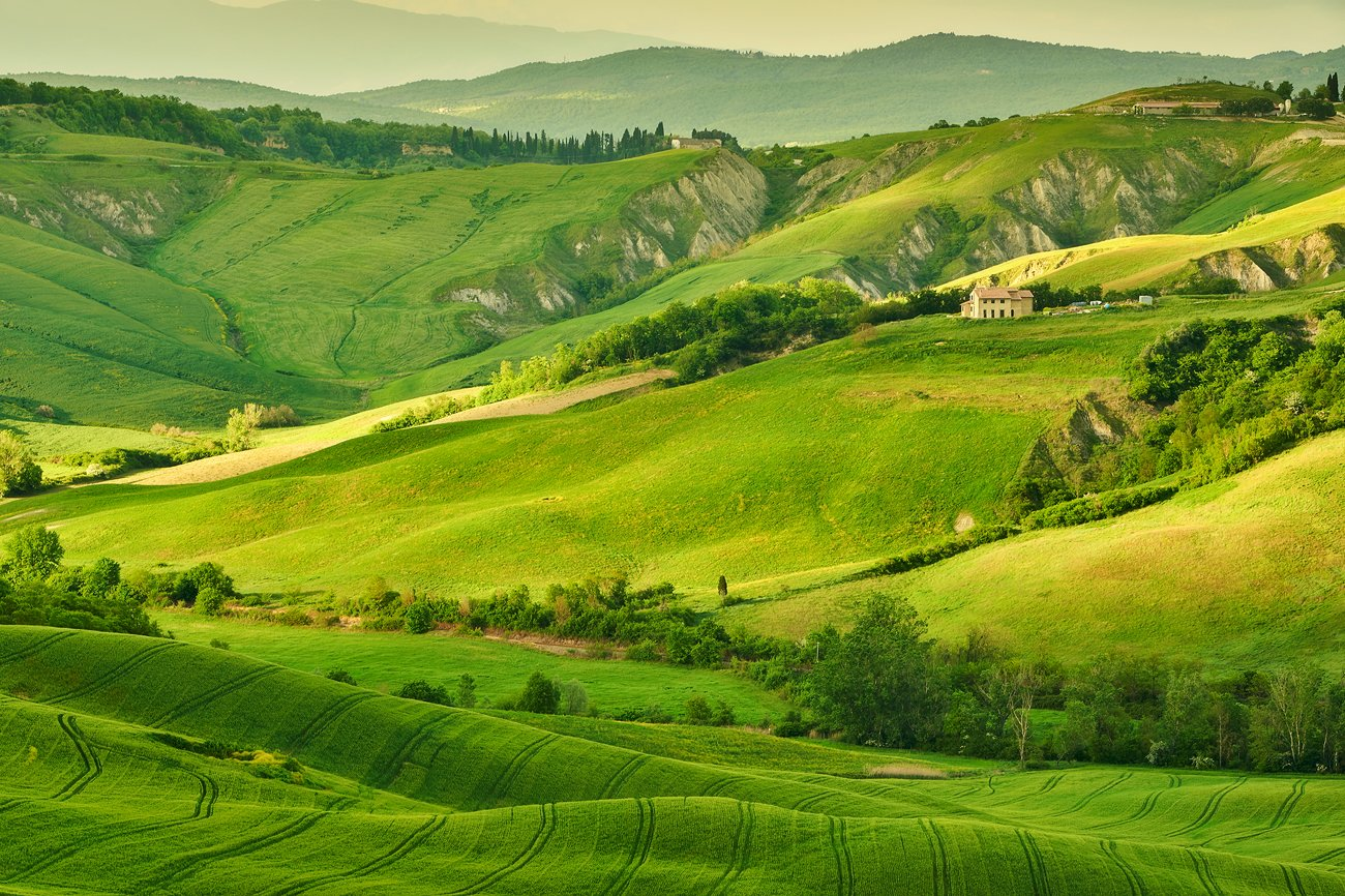 tuscany, toscana, italy, landscape, Jakub
