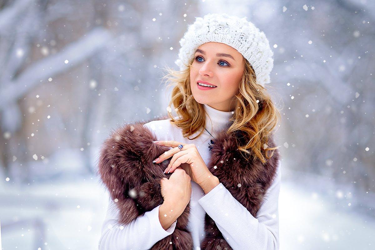 зима, Lily Ulyanova