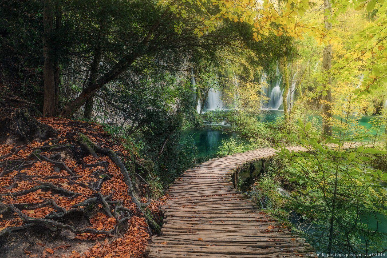 плитвица, pentax, озера, парк, осень, национальный, хорватия, водопад, пейзаж, озеро, природа, вода, европа, красивый, лес, зеленый, каскад, ручей, путешествия, пруд, река, туризм, синий, естественный, окружающая, среда, камень, красота, дерево, живописны, Александр Науменко