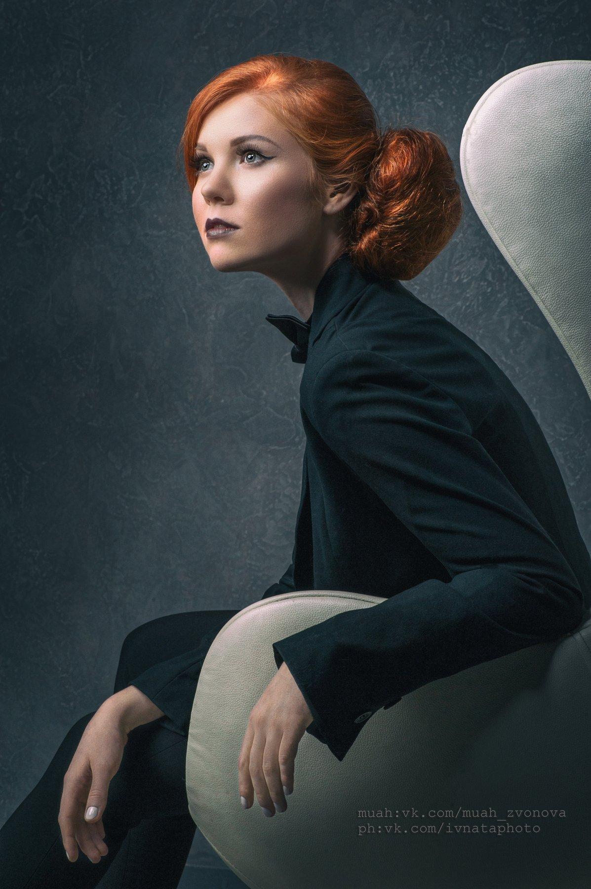 портрет, Наталья Иванова