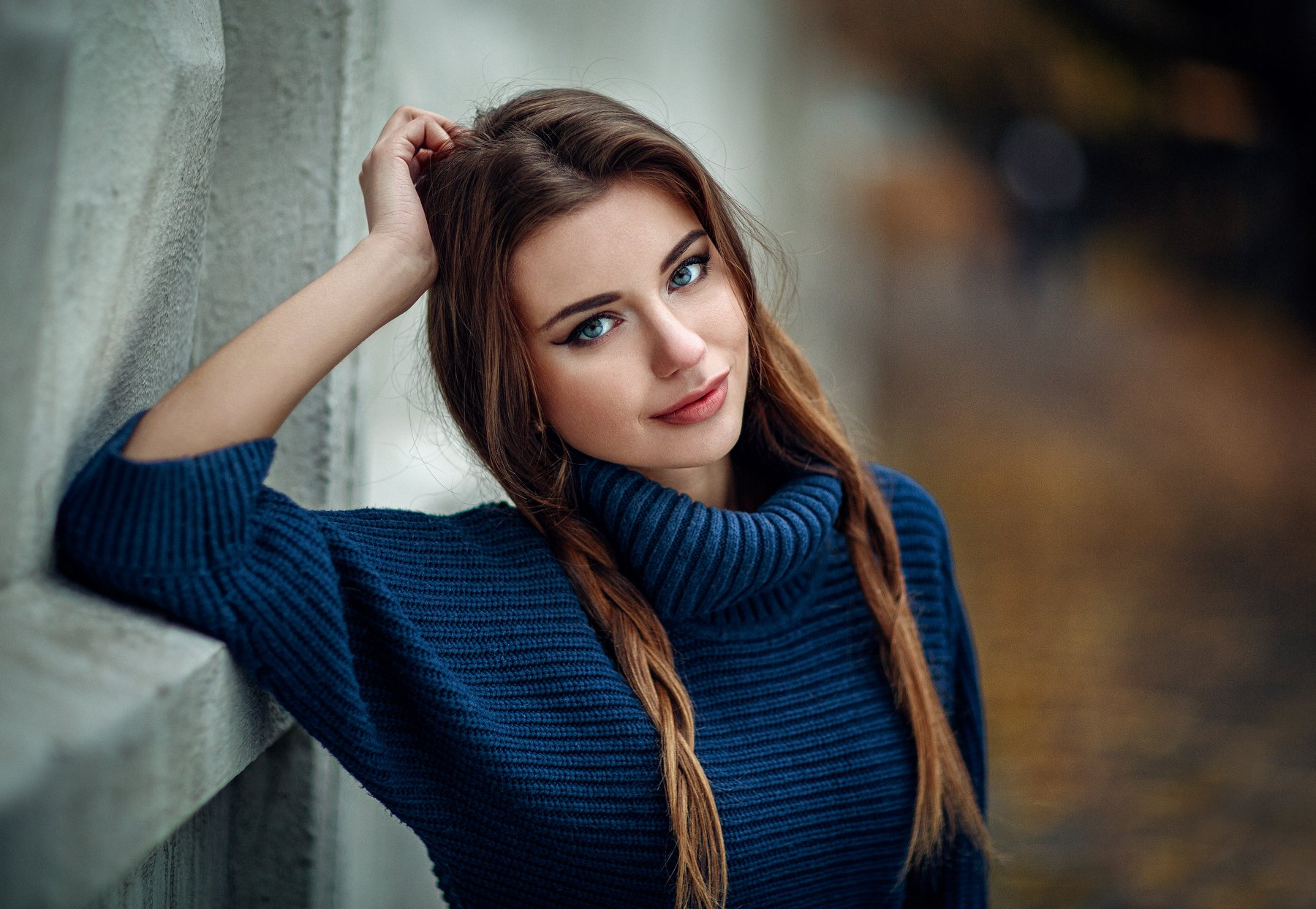 #portrait #beautiful #model #russia #moscow #Autumn, Hakan Erenler