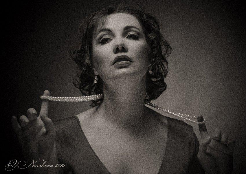 , Novikova Olga