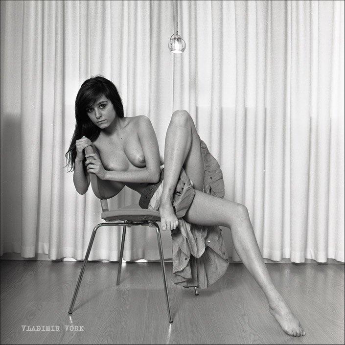 6x6, Art nude, b & w, black & white, Fine art, m-format, medium, nu, Vladimirvork, ню, Vladimir Vork