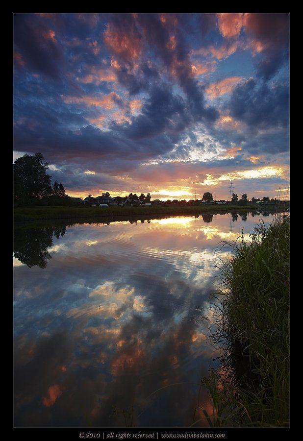 река чусовая, средний урал, россия, Vadim Balakin