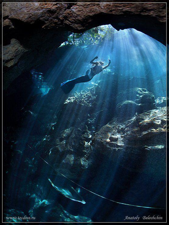 mexico, underwater, photo, cave, chak, mool, anatoly, beloshchin, nude, &, fashion, seacam, canon, 5d, mark, ii, Anatoly  Beloshchin