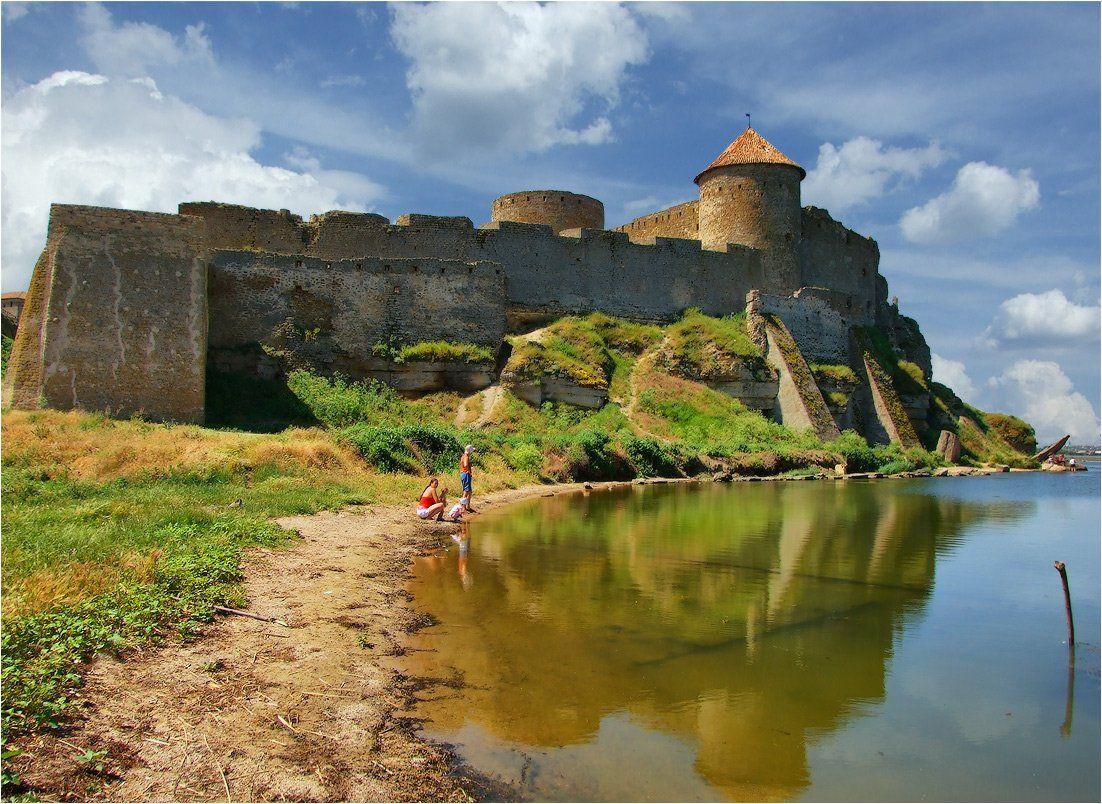 крепость, белгород-днестровск, Александр