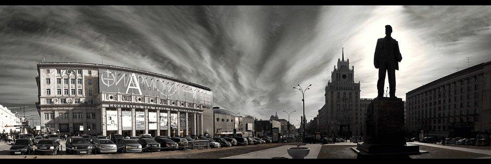 триумфальная площадь,маяковский, Алексей Тувин