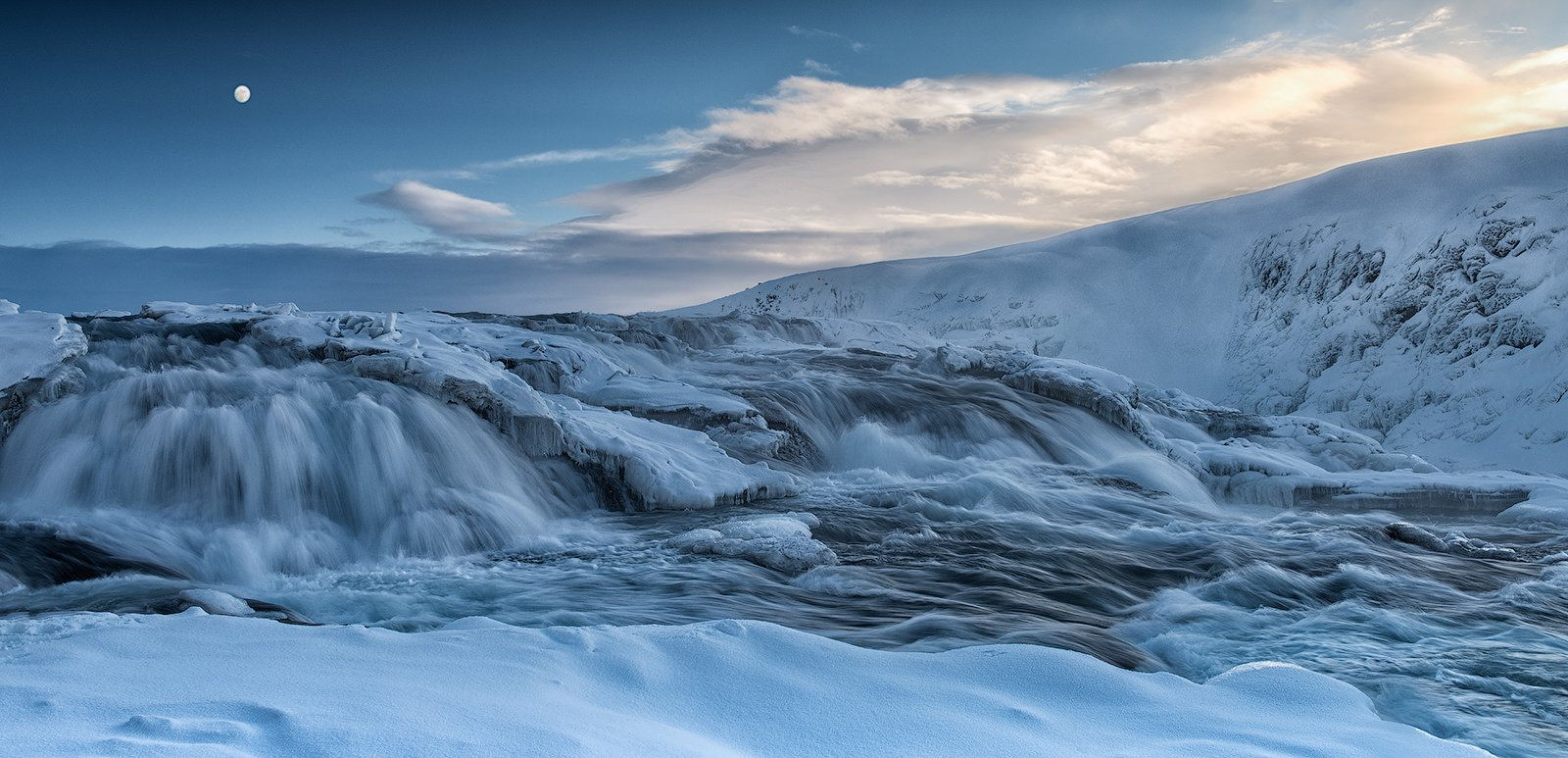 Галлфосс, Исландия, Alex Mimo