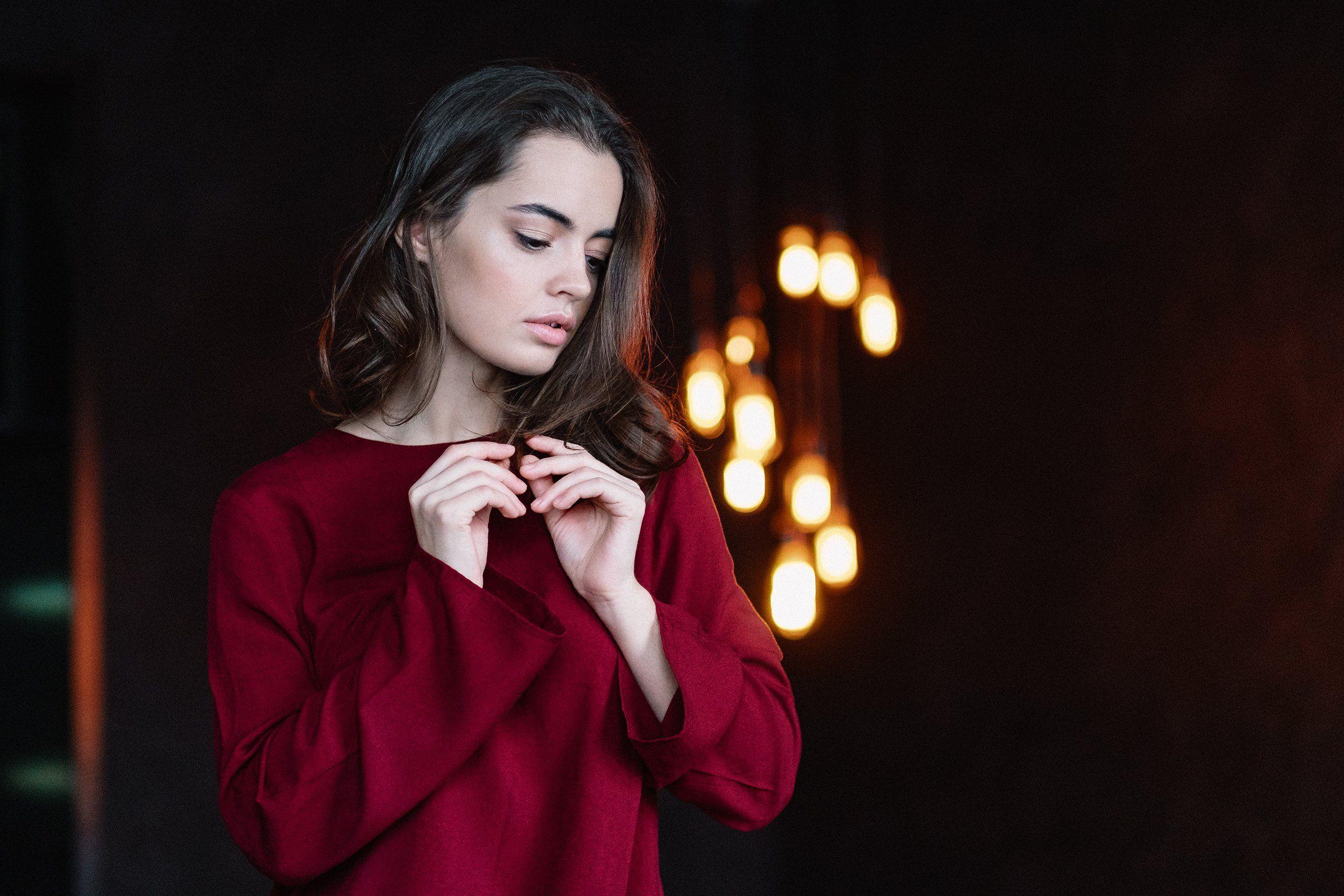 girl, portrait, fujifilmru, Кирилл Соколов