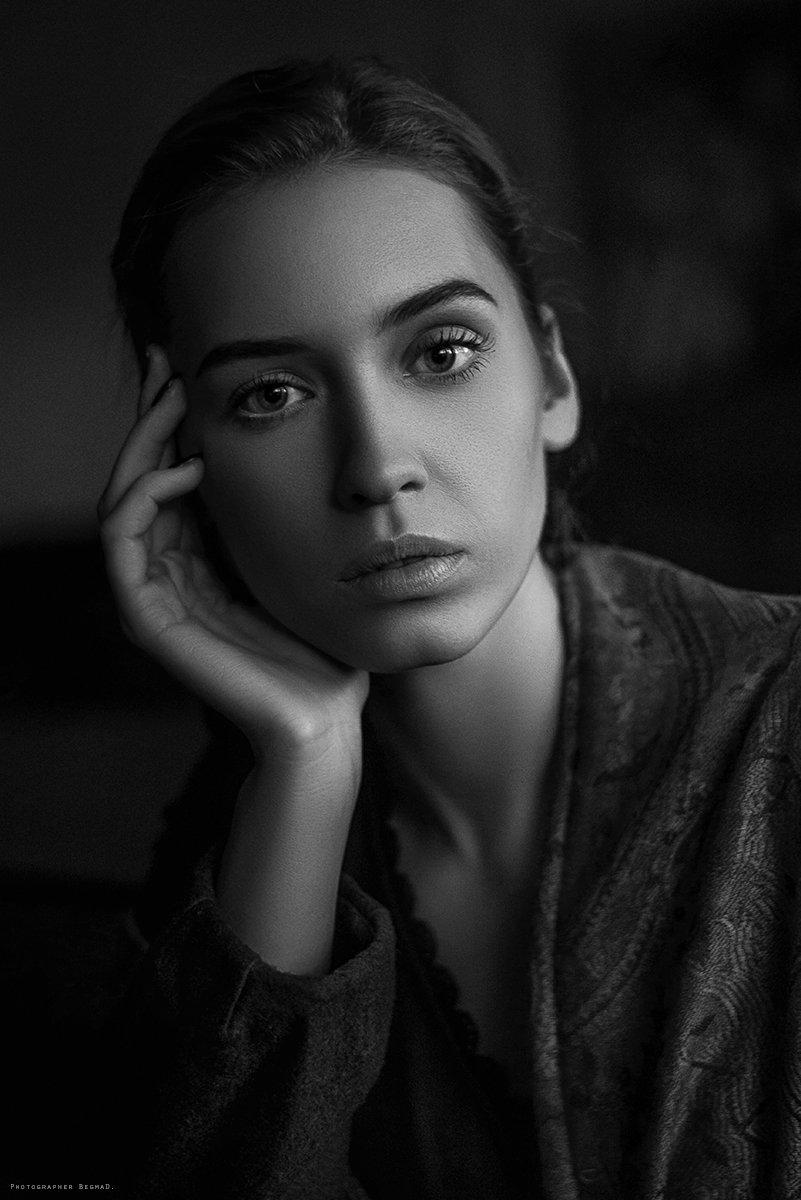 girl, model, portrait, conceptual, art, light, nikon, 50mm, color, eyes, dantar90, begmad, портрет, взгляд, Дмитрий Бегма