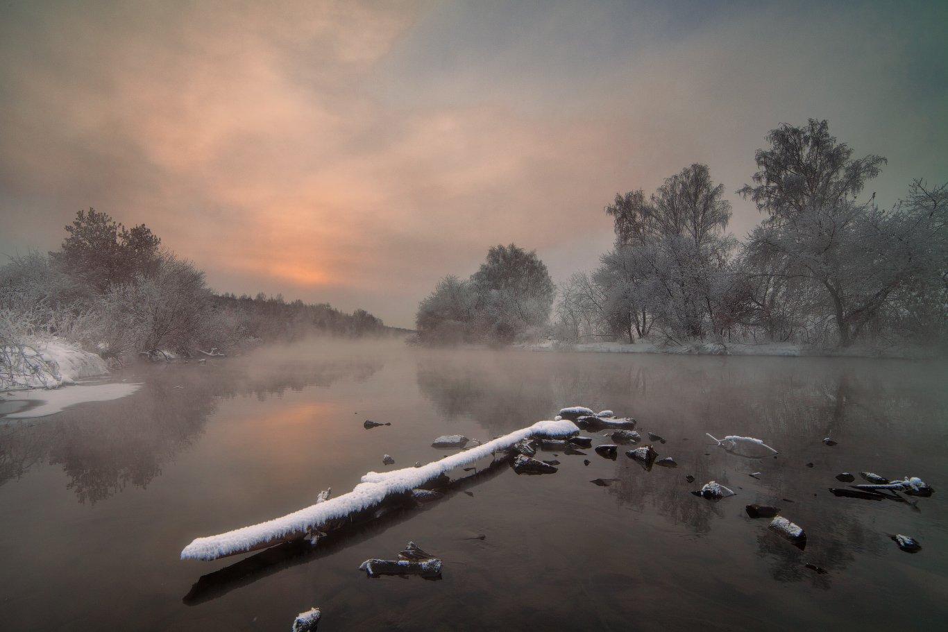 зима, Данил Ромодин