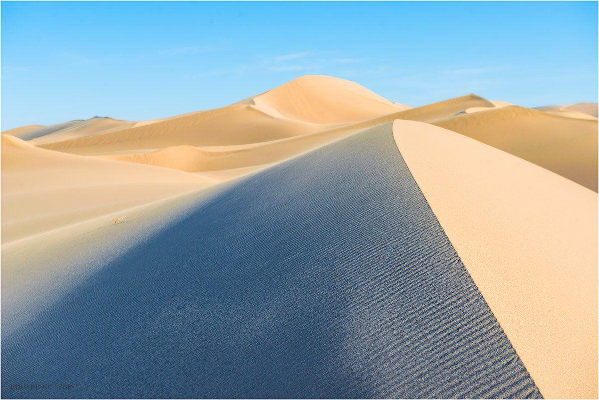 Монголия, пески, дюны, песок, Хонгорын, элс, елс, Хонгорн, кутыгин, Кутыгин Эдуард