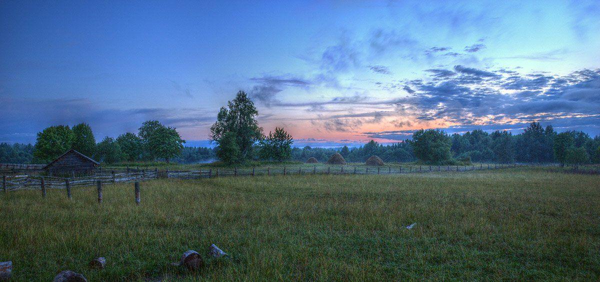 панорама, Андрей Ражев