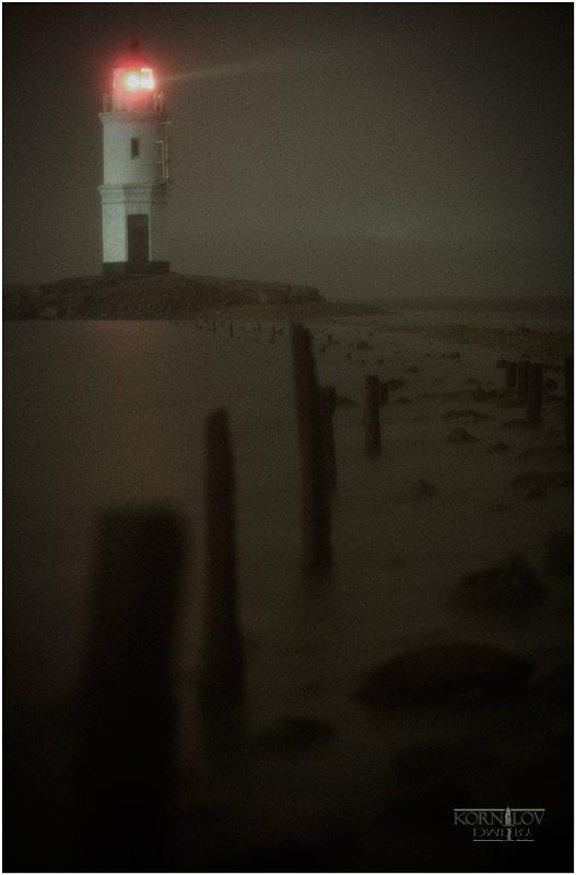 маяк, токаревский, море, ночь, туман, северные, земли, дмитрий, корнилов, Барсук