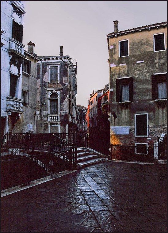 венеция, Тарасов Алексей
