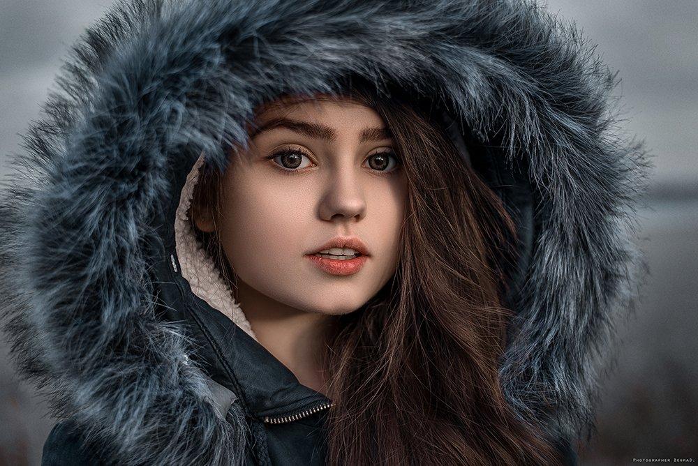 portrait, beauty, beautiful, model, girl, pretty, color, eyes, art photo, nikon, 50mm, dantar90, begmad, портрет, глаза, красивая, взгляд, никон, Дмитрий Бегма