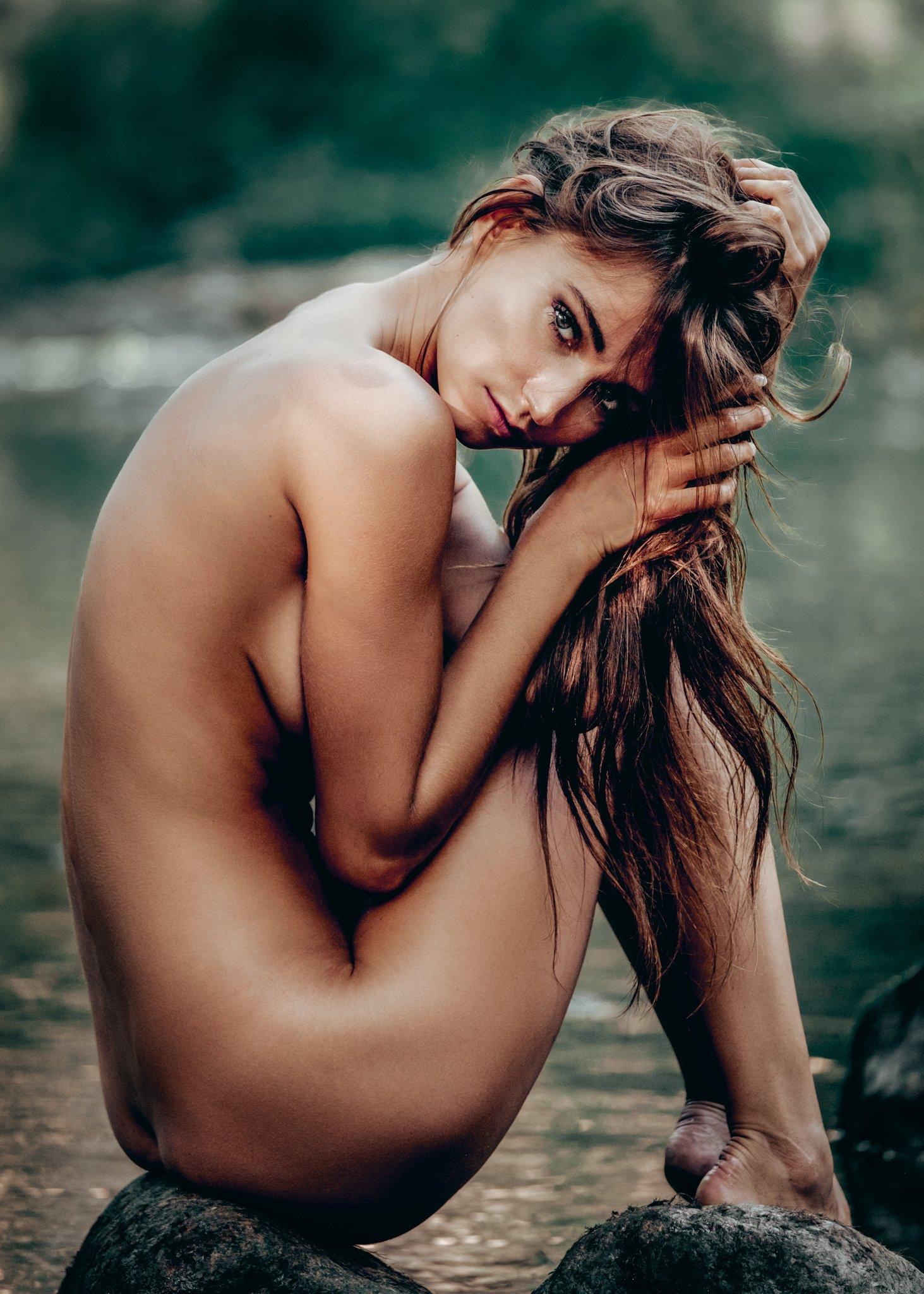 naked nude female, Saulius Ke