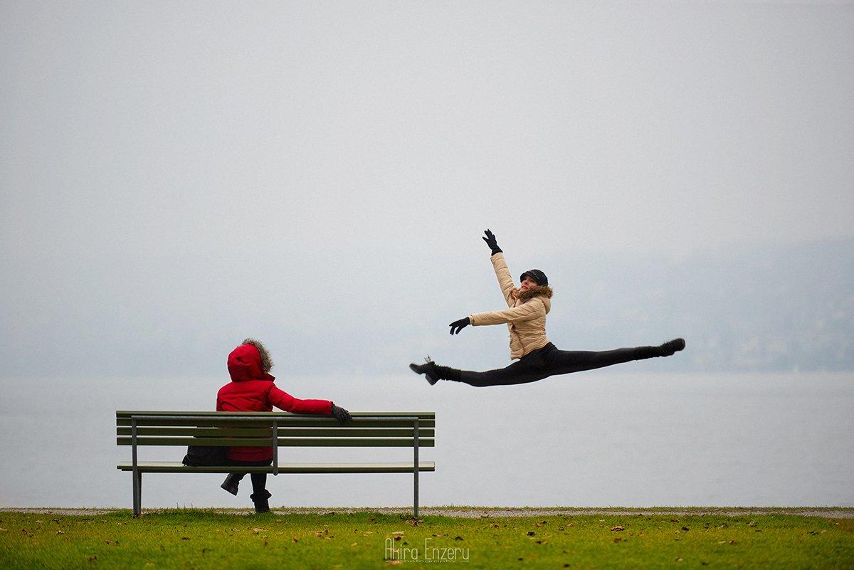 ballet, ballerina, dance, dancing,, Akira Enzeru