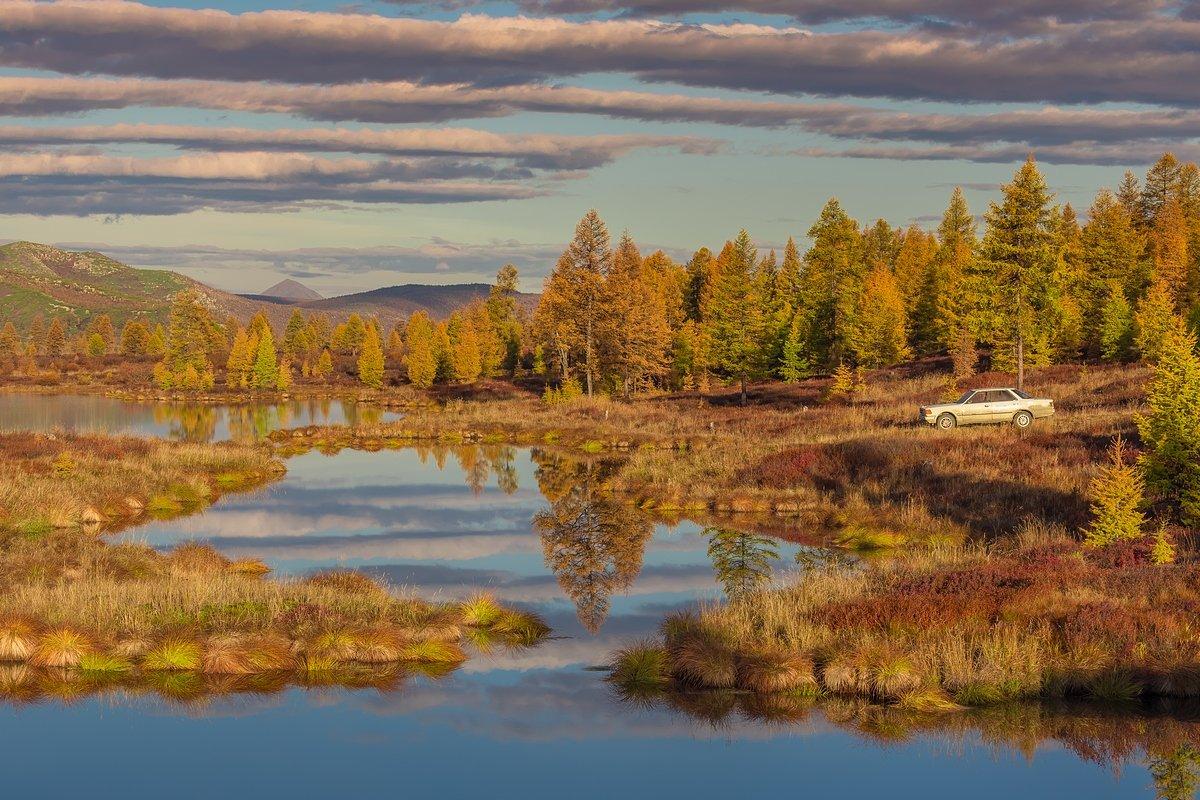 колыма, путешествие, магаданская область, эликчанские озера, крайний север, фототур на колыму, Кирилл Уютнов