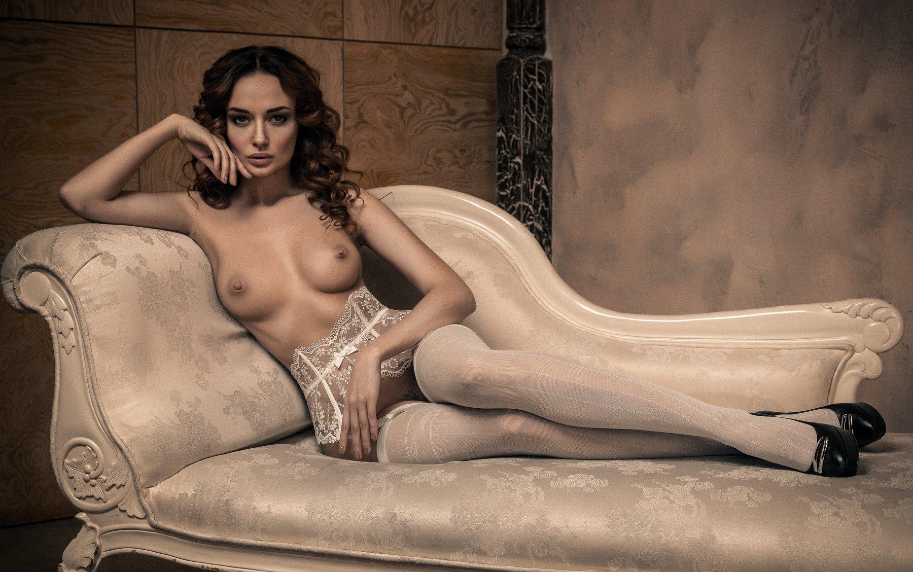 Half cup bra ecrin glamour nude glamorous lise charmel