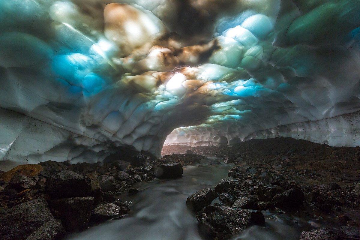 камчатка, пещера, лето, природа, путешествие, фототур, вулкан,, Денис Будьков