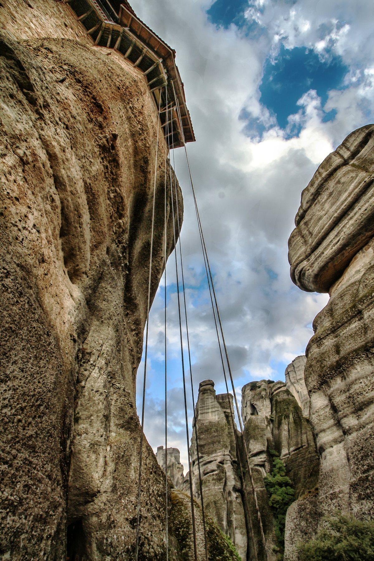 greece, travel, meteora, tourism, monasteries, rocks,, Bistra Stoimenova