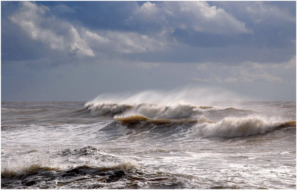 шторм, волна, море_средиземное, VictorSe