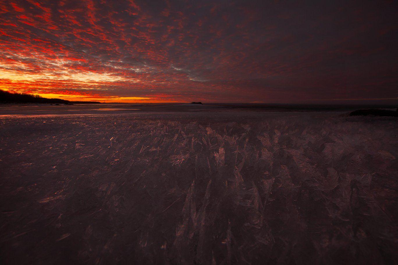 sunset, Aleksandr Kljuchenkow