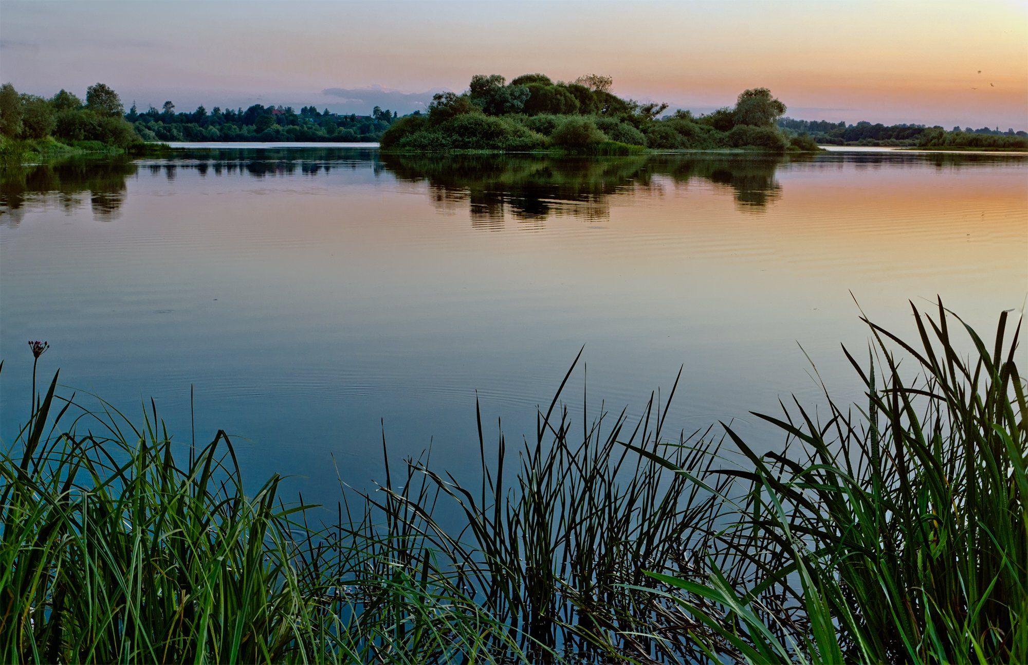 nevant60 пейзаж природа закат, Александр Березуцкий