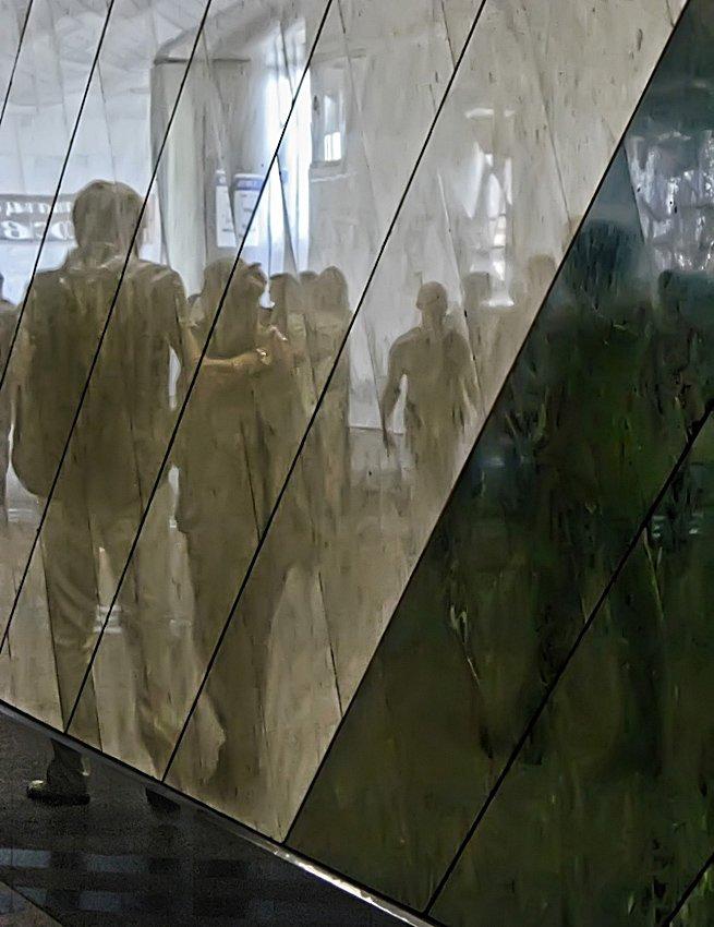 метро, отражение, жизнь, ЦокоТушка