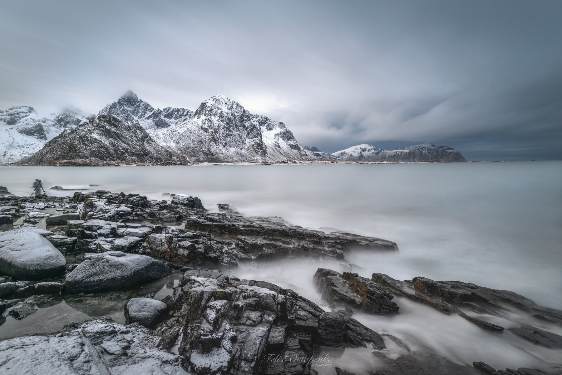 lofoten,norway,long exposure,travel,zeiss milvus 21mm,mountains, Felix Ostapenko