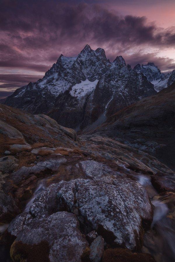 французские альпы, french alps, Alex Yurko