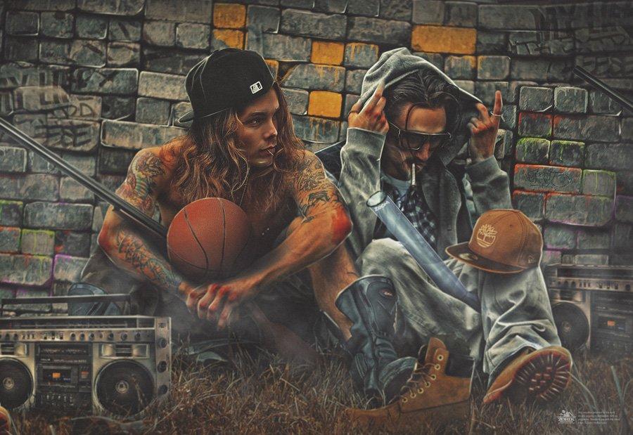 hiphop, zorik istomin, Zorik Istomin